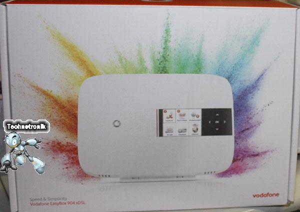 vodafone easybox 904 xdsl adsl vdsl modem wlan router unbenutzt ebay. Black Bedroom Furniture Sets. Home Design Ideas